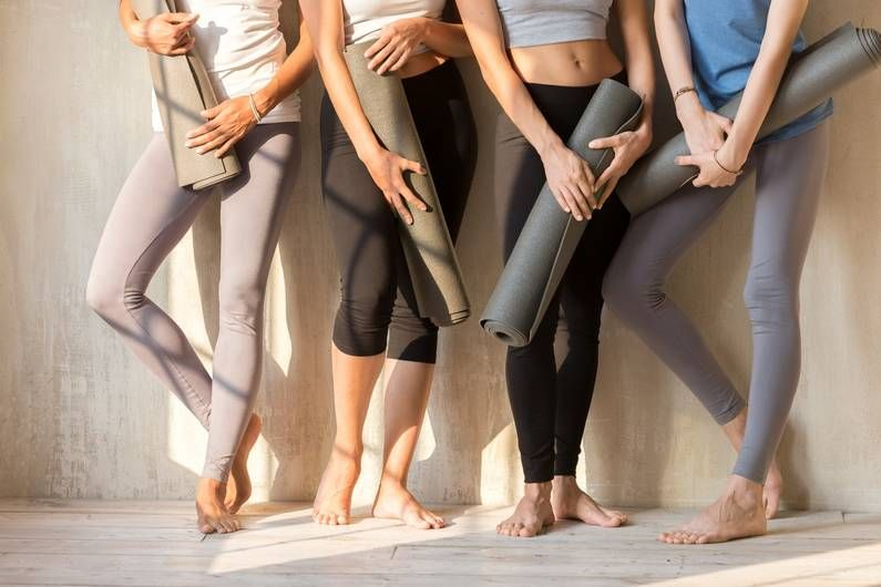 Namasté!: Yogamatten-Test: Die 14 besten Modelle im Check