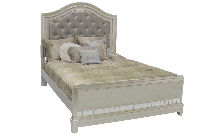Mor Furniture For Less The Lil Diva Full Panel Bed Mor
