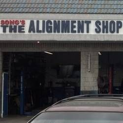 Song's Alignment - 13435 Prairie Ave Unit E, Hawthorne, CA 90250 - (310) 219-3338 - The best alignment shop in town & general repair. Free estimates. Se Habla Español.