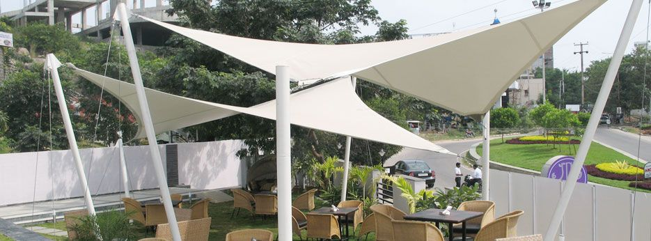 Tensile Membrane Structure Tensile Structures