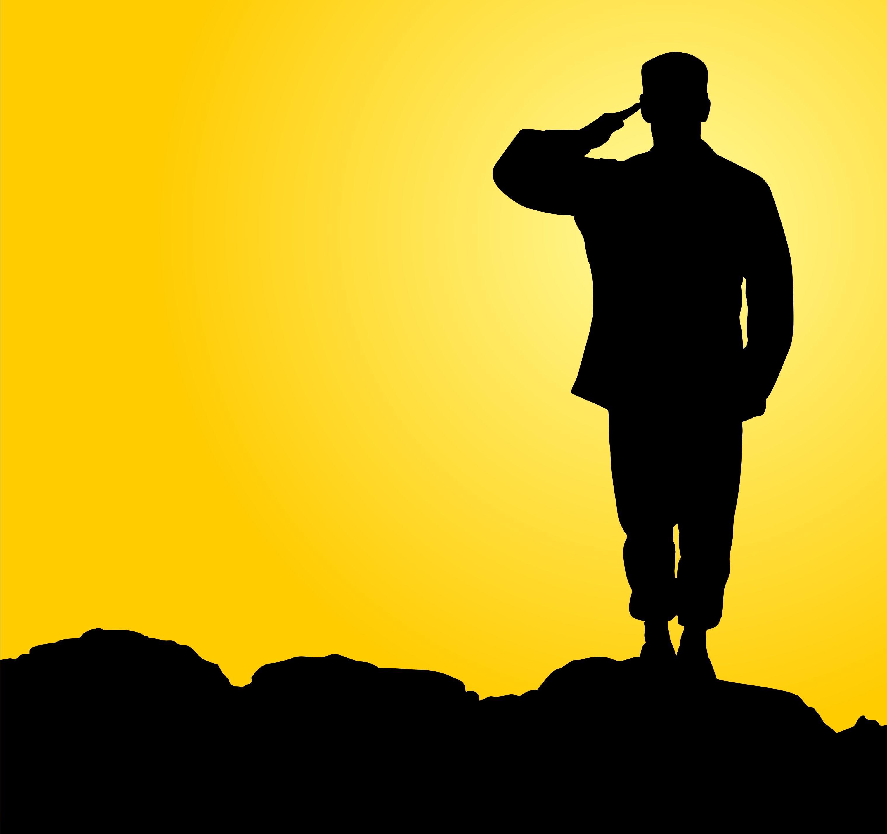 military ultimate sacrifice clip art - HD3036×2857