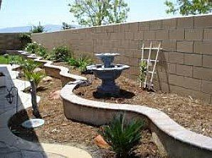 Linear Garden Desert Landscaping Ideas Pinterest Landscaping - Desert backyard landscaping ideas
