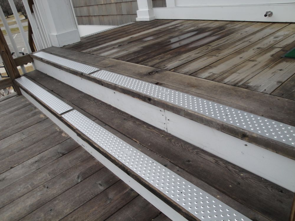 Safety Guide Making Stairways Safe with Stair Treads