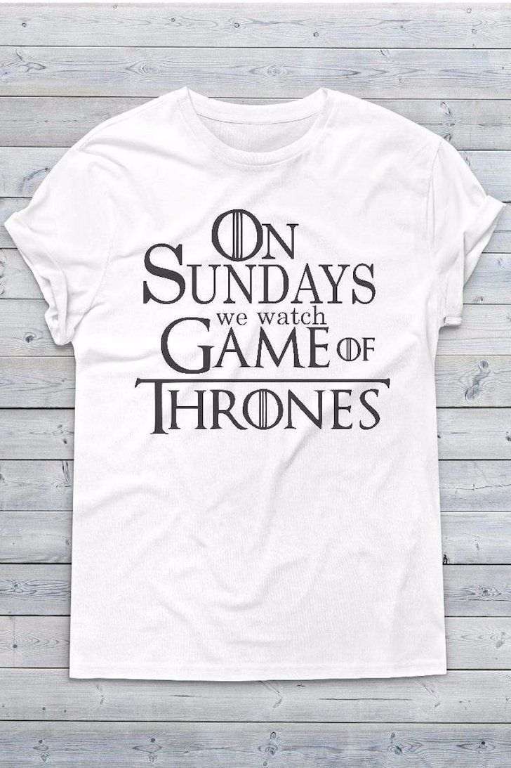 efe95595 These 26 Epic Game of Thrones T-Shirts Rule More Than the 7 Kingdoms ...