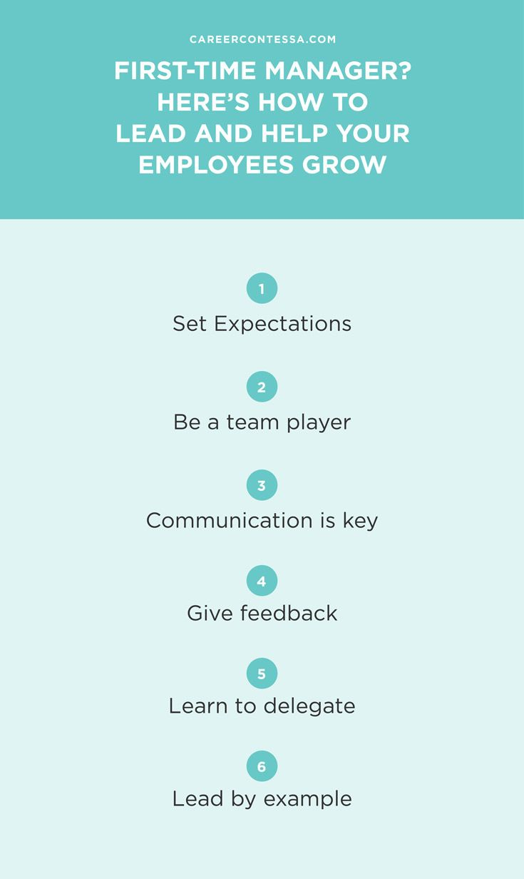 New Manager Effective Tips For Embracing Your New Role