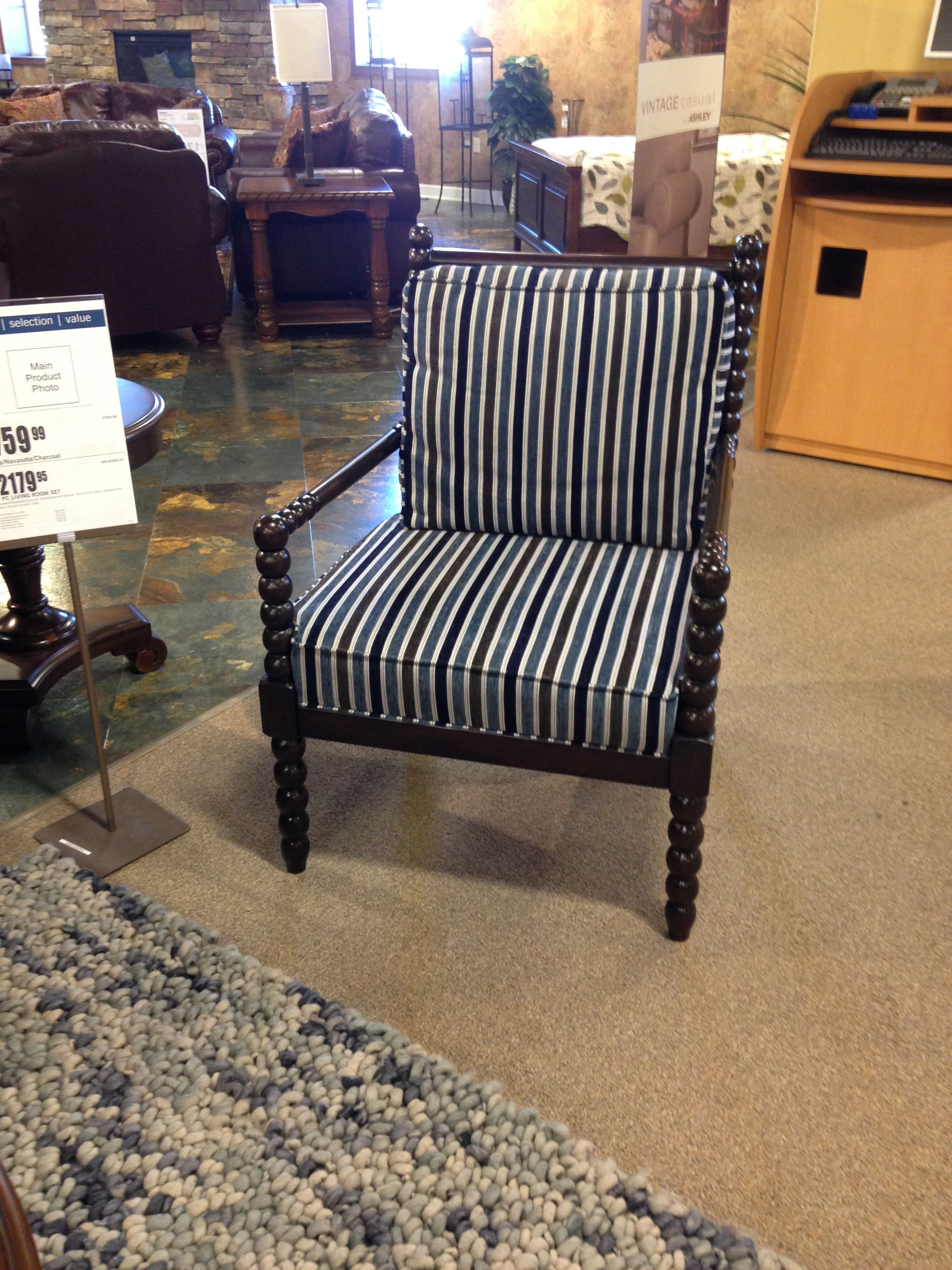 Peachy Navasota Charcoal Accent Chair Ashleyfurniture Home Pdpeps Interior Chair Design Pdpepsorg