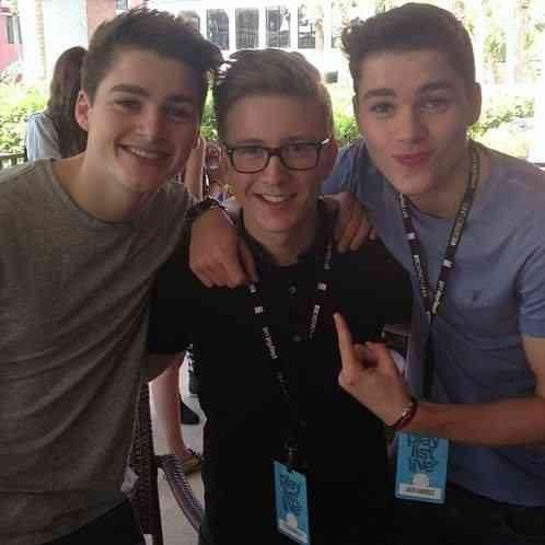 3 of my favourite boys