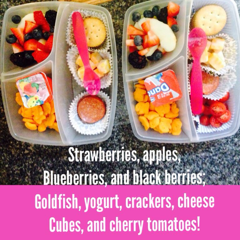 Cute Fun And Easy Lunch Box Idea For Kids