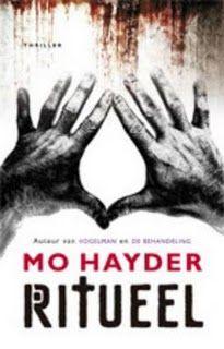 Alle boeken van Mo Hayder zijn eng....maar lekker lezen!