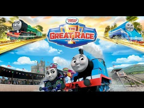 Thomas Amp Friends The Great Race 2016 Thomas And