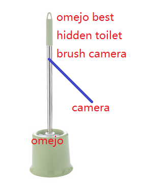 Awe Inspiring 1080P Motion Detection Toilet Brush Hidden Camera Dvr Home Interior And Landscaping Transignezvosmurscom
