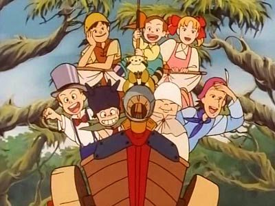 Peter Pan No Boken Tv Series I Used To Watch This When I Still A