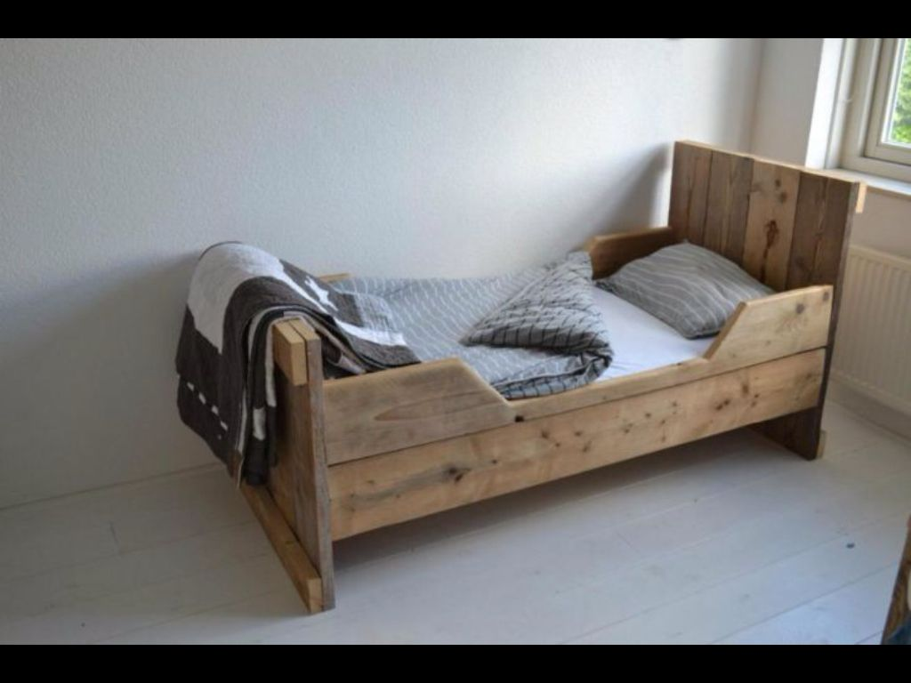 Peuterbed Comming Kids.Peuterbed Steigerhout How To Ideapad Kids Bedroom Kids House