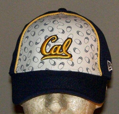 Cal Golden Bears New Era Hat M L Flexfit New | eBay