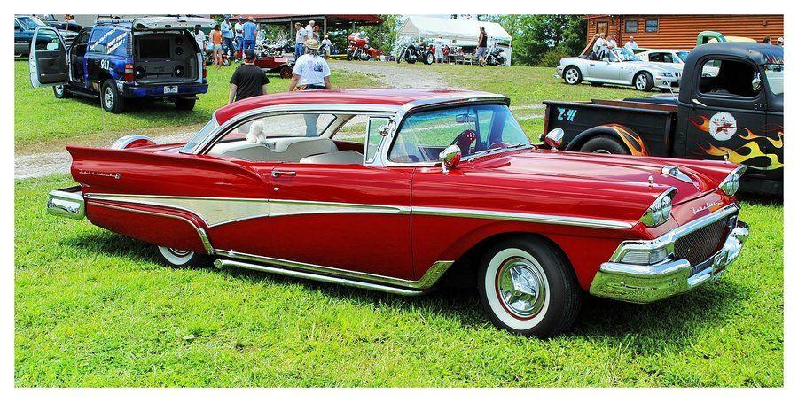 1958 Ford Fairlane by TheMan268.deviantart.com & 1958 Ford Fairlane by TheMan268.deviantart.com   Cars   Pinterest ... markmcfarlin.com