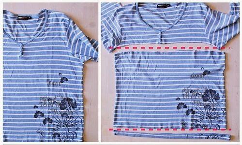 DIY-Anleitung: Textilgarn Aus Alten T-Shirts Herstellen
