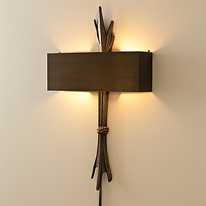 Exceptional The Designer Insider: Rustic Bronze Wall Sconce