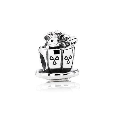 charm pandora tazza