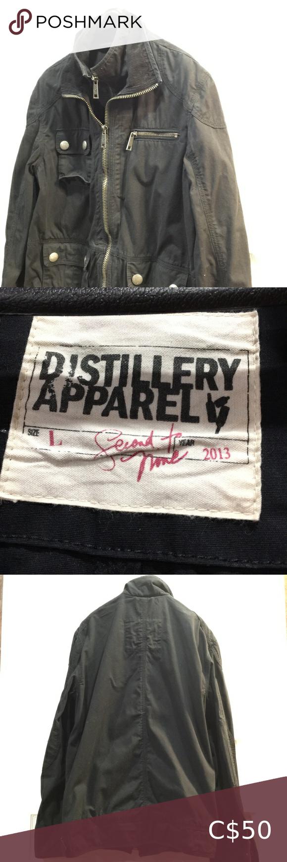 Distillery Apparel Jacket Clothes Design North Face Puffer Jacket Jackets [ 1740 x 580 Pixel ]