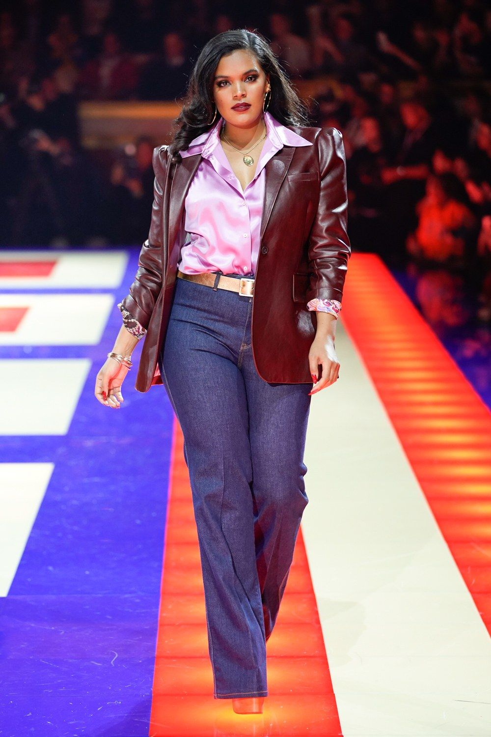 Tommy Hilfiger Spring 2019 Ready to Wear Fashion Show in