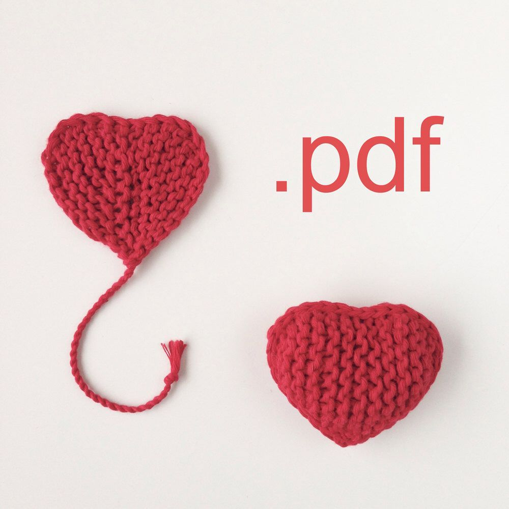 A personal favourite from my Etsy shop https://www.etsy.com/listing/267923248/love-sale-heart-knitting-pattern