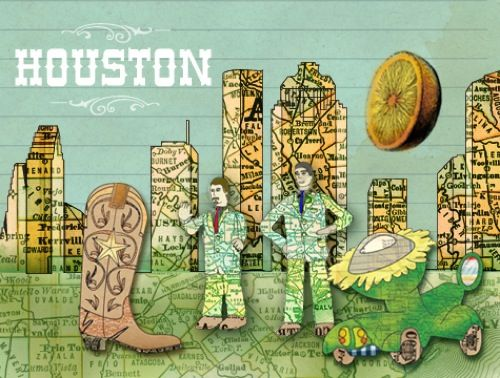 Love Houston; Tons of cool places to visit on this website.