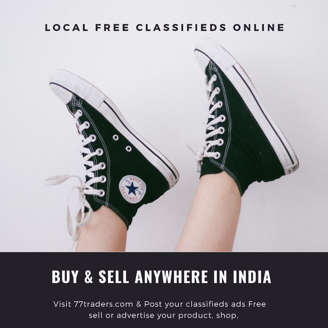 India No 1 Local Classifieds Ads Sneakers Converse Shoes