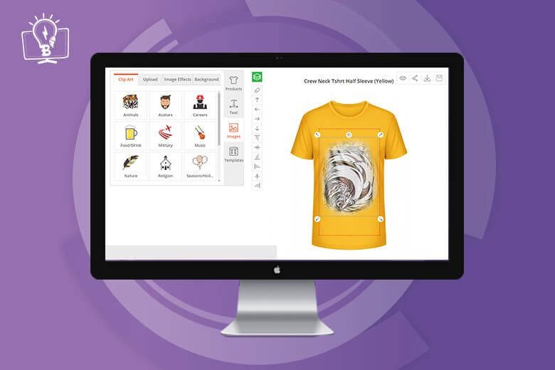 Web To Print Magento Extension T Shirt Design Software Custom Tshirt Design Software Design