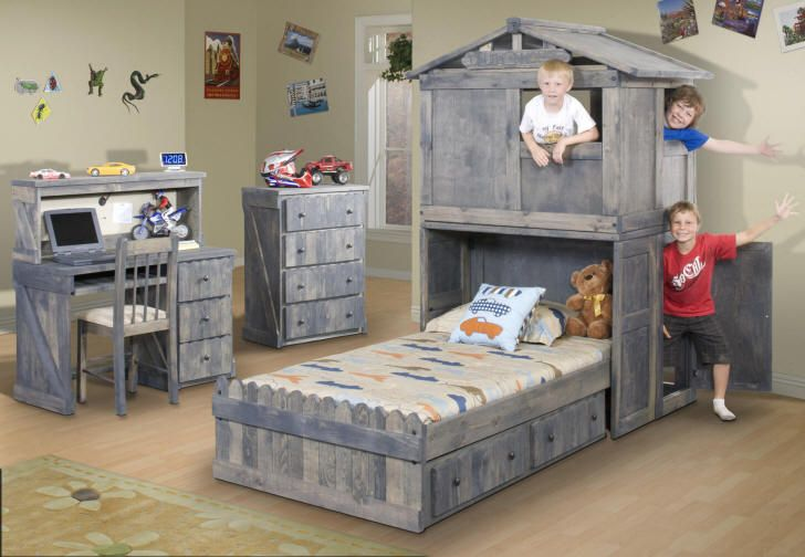 Secret Clubhouse Fort Bedroom Set Ideas For A Diy