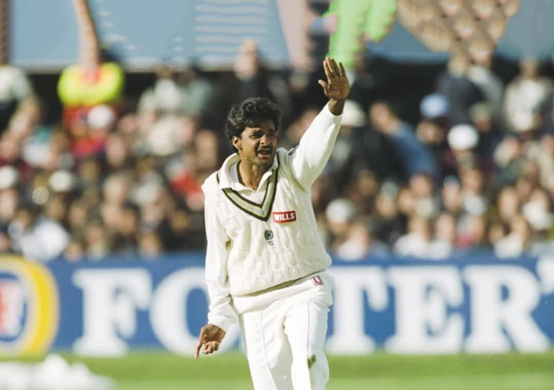 Javagal Srinath Picked A Hat Trick On His Ranji Trophy Debut Trophy Debut Cricket News