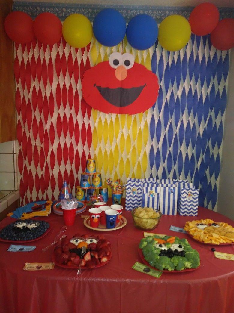 Elmo 1St Birthday Party Decorations from i.pinimg.com