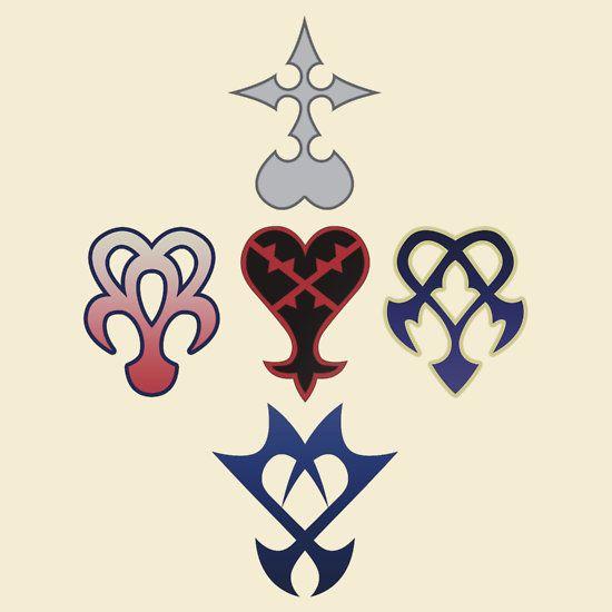 Miscellaneous Symbols (Kingdom Hearts)   Kingdom hearts ...