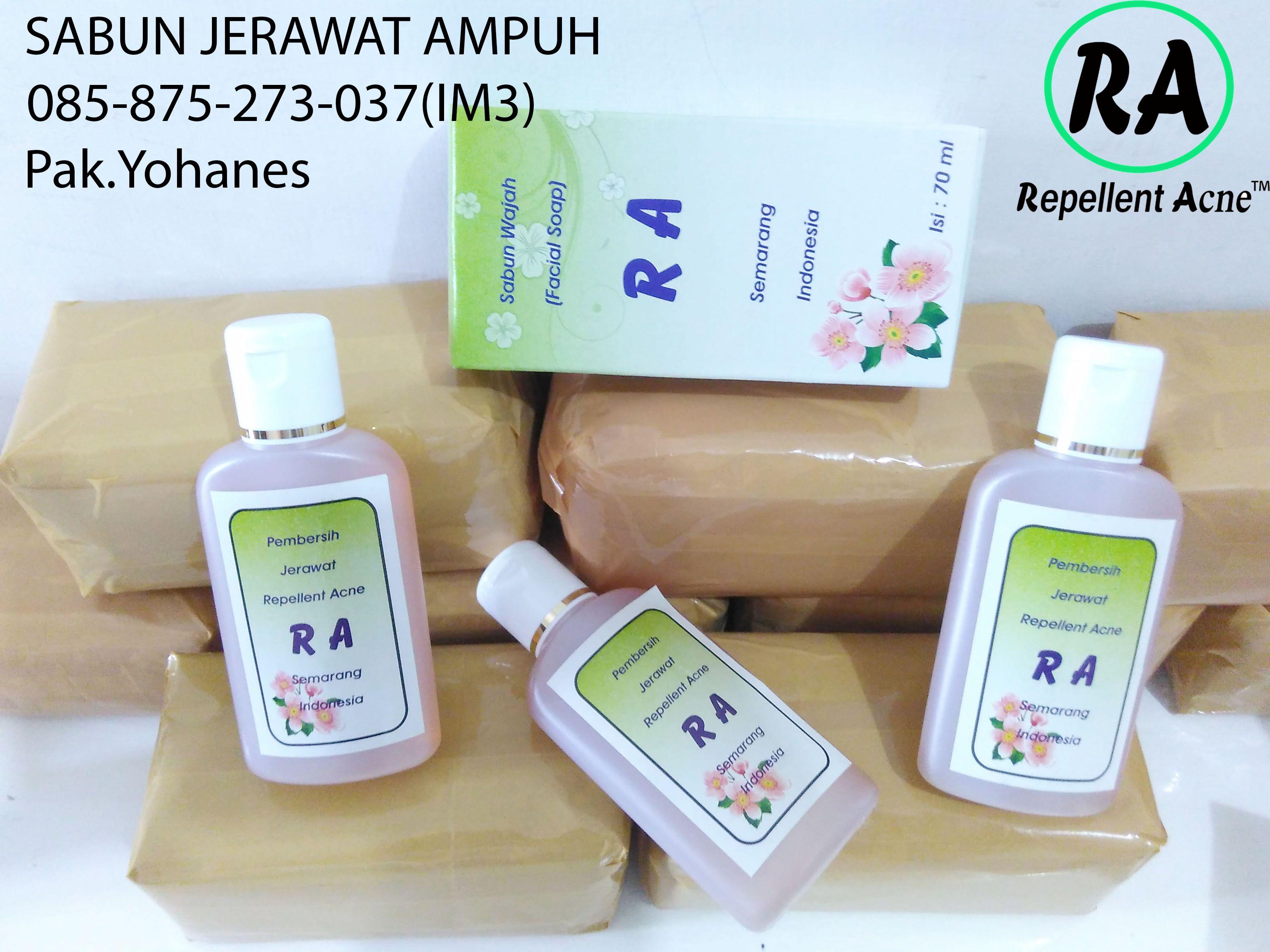 Sabun Cuci Muka Yang Ampuh Untuk Jerawat Dan Bruntusan