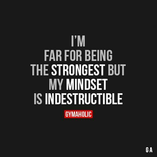 Image result for CrossFit Mindset Quotes