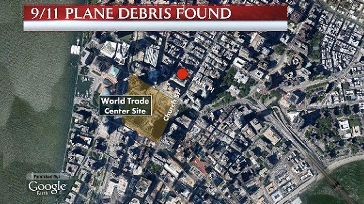911 debris 11 plane part found in alley near world trade center 911 debris 11 plane part found in alley near world trade center gumiabroncs Gallery