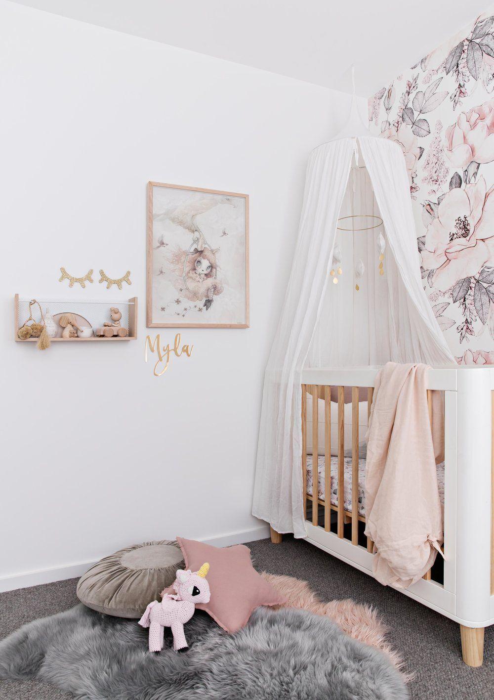 Woolooware Girl room, Engineered timber flooring, House