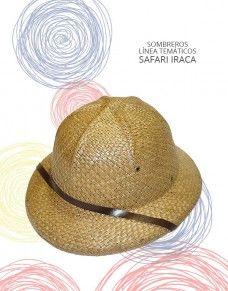 Línea Temáticos - Sombreros y Ponchos de Colombia  2e3312a72b1