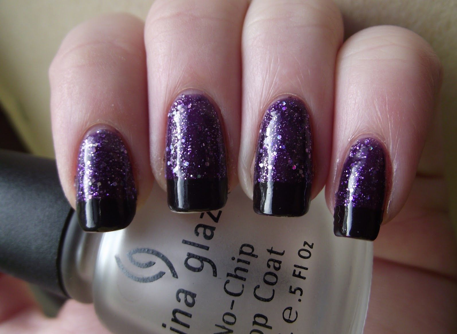 Protect your nails from damage with China Glaze No-Chip Top-Coat ...
