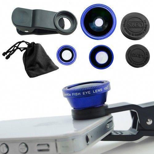 Camkix Universal 3 in 1 Camera Lens Kit iphonecameralens