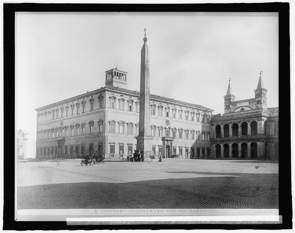 Rome, St. John's (San Giovanni in Laterano) Created / Published [between 1916 and 1917]