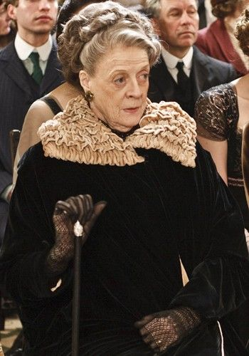 """""""I'm a woman, Mary. I can be as contrary as I choose."""" - The Dowager Countess of Downton Abbey."""