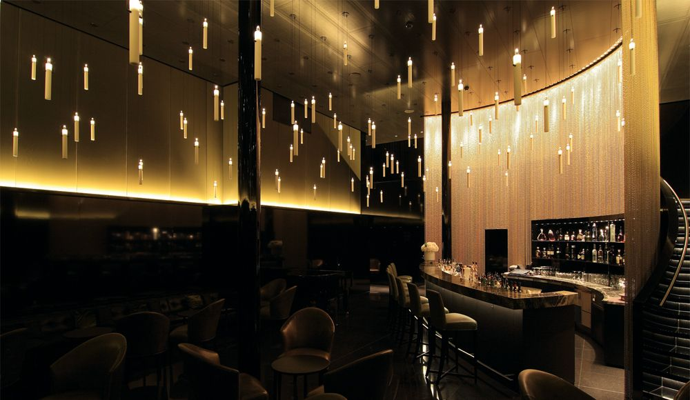 Top luxury hotel designers light it up lighting