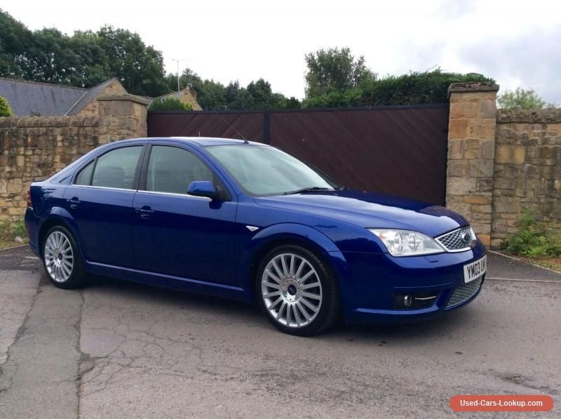 Ford Mondeo St220 3 0 V6 Hatchback 2003 Ford Mondeo Forsale Unitedkingdom Ford Mondeo Cars For Sale Hatchback