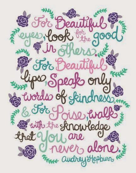 Meet The Teacher Words To Live By Pinterest Audrey Hepburn