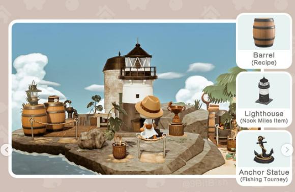 Best ACNH Beach Design Ideas - Animal Crossing New Horizons Beach Design Tips