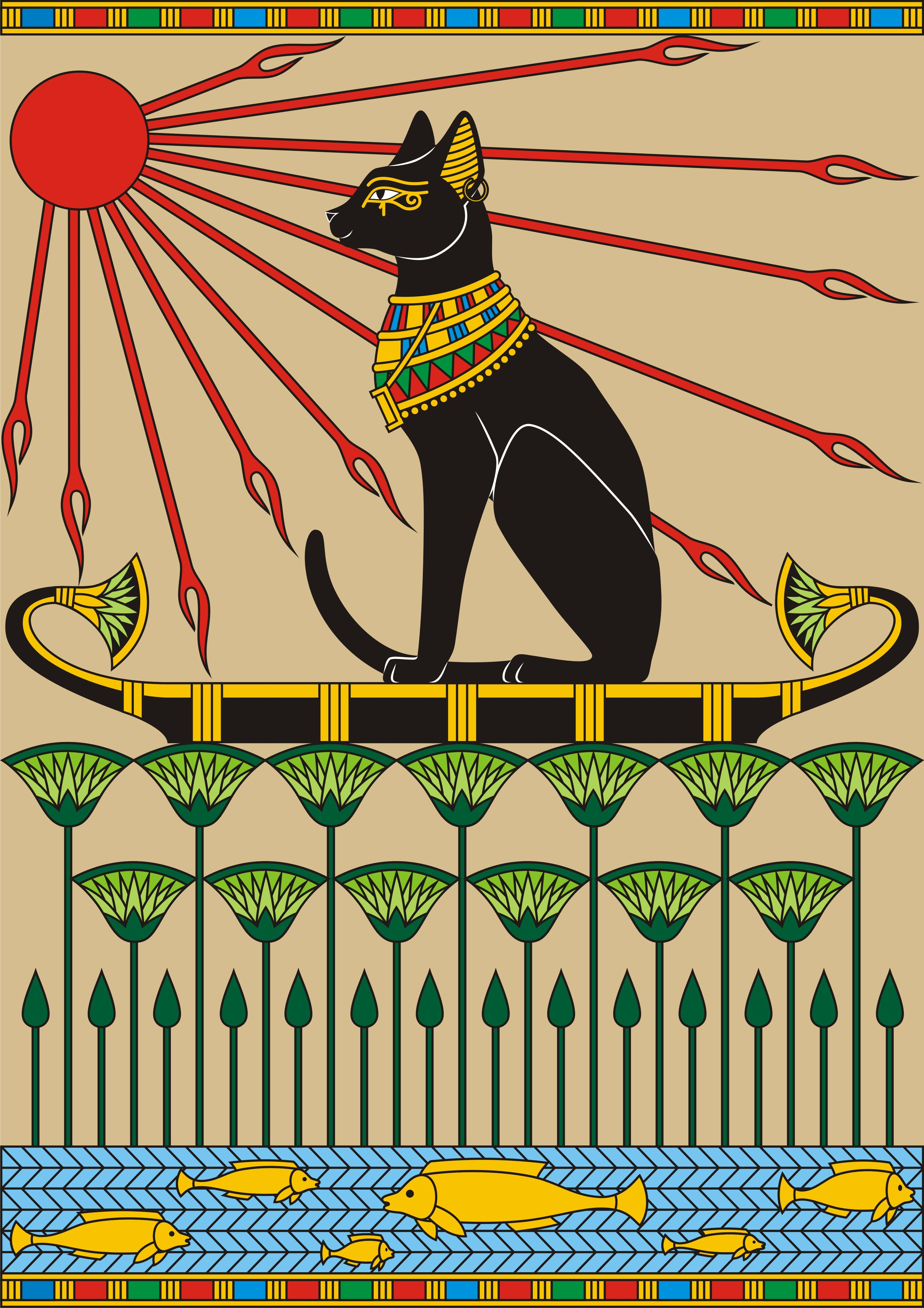 What Did Cats In Ancient Egypt Look Like