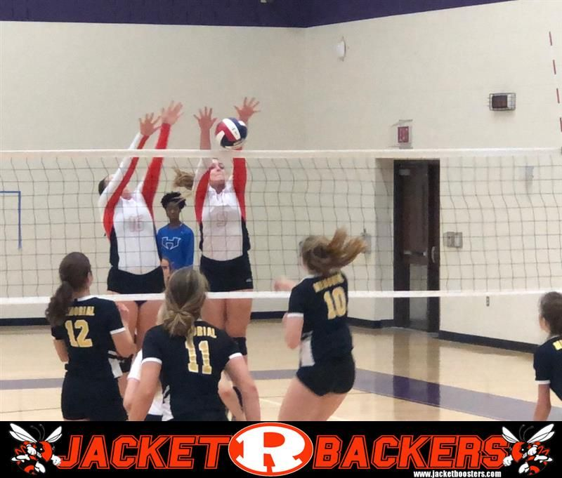 The Rockwall High School Lady Jackets Jv Volleyball Team Finishes First In The Bronze Bracket During The Weekend Volleyball Team Jackets For Women Tournaments