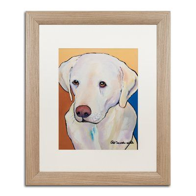 Trademark Art \'Millie Large\' Framed Painting Print | Products ...