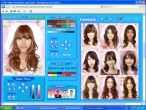 Online Hairstyle Software Free | Hair