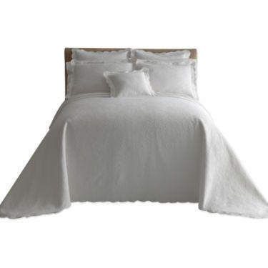 Royal Velvet® Abigail Bedspread & Accessories - JCPenney